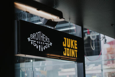 Juke Joint from Brothers Beer, use Safe Food Pro for their Online Food Control Plan